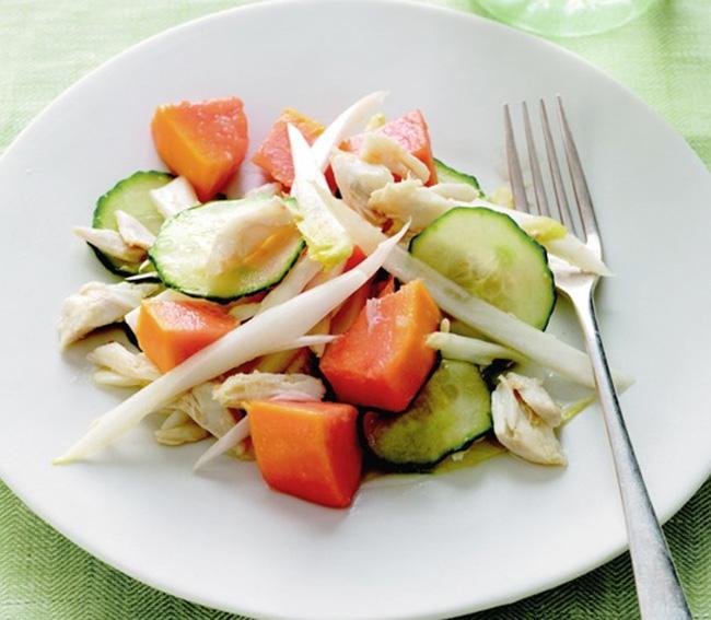 Crab Salad With Endive Recipes — Dishmaps